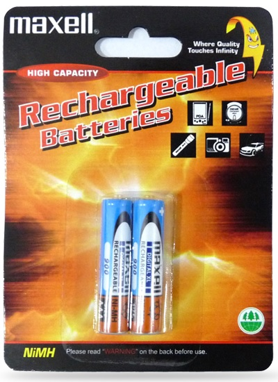 rechargeable battery ni-mh aaa 900 mah